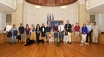 Mayor Awards Pic Therapy Dogs