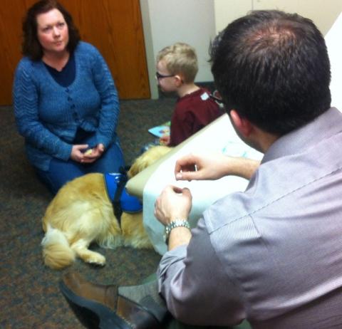 Dog Therapists 1