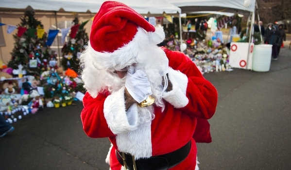 What is happening in Newtown on Christmas? Have all the out of towners left by now?