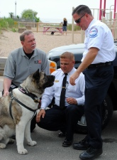 WSFD, AMR, Spartacus and Handler Cole